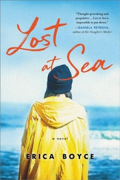 Lost at sea cover image