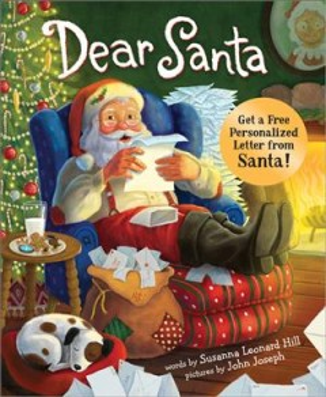Dear Santa cover image