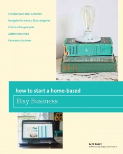 How to start a home-based etsy business cover image