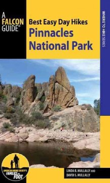 Falcon guide. Best easy day hikes. Pinnacles National Park cover image