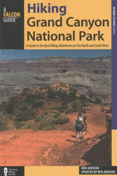 Falcon guide. Hiking Grand Canyon National Park cover image