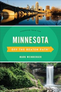 Off the beaten path. Minnesota cover image
