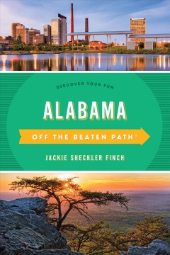 Off the beaten path. Alabama cover image