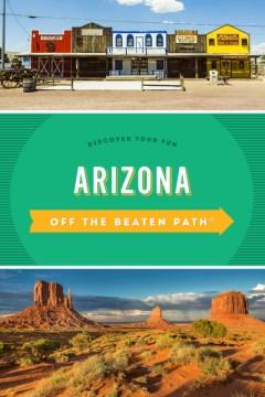 Off the beaten path. Arizona cover image