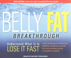 Belly fat breakthrough understand what it is, lose it fast cover image