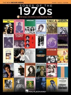 Songs of the 1970s cover image