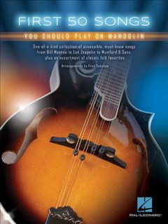 First 50 songs you should play on mandolin cover image