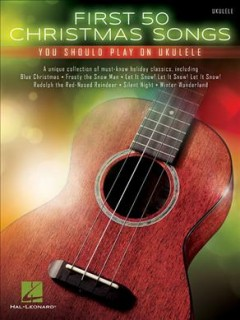 First 50 Christmas songs you should play on ukulele cover image