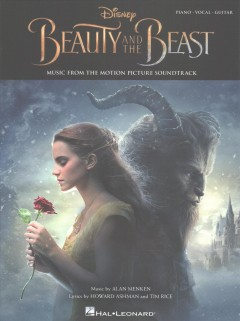 Beauty and the beast music from the motion picture soundtrack cover image
