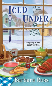 Iced under cover image