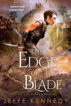 The edge of the blade cover image