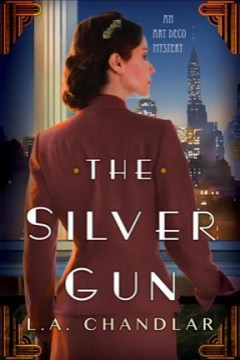 The silver gun cover image