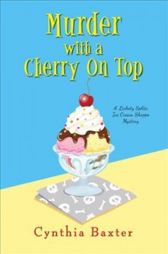 Murder with a cherry on top cover image