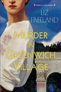 Murder in Greenwich Village cover image