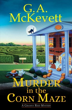 Murder in the corn maze cover image