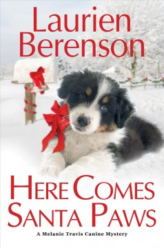 Here comes Santa paws cover image