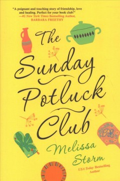 The Sunday potluck club cover image