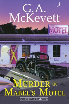Murder at Mabel's Motel cover image