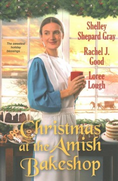 Christmas at the Amish bakeshop cover image