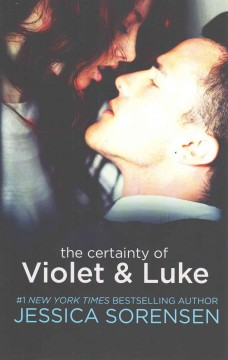 The certainty of Violet and Luke cover image