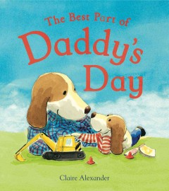 The best part of daddy's day cover image