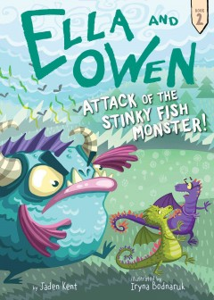 Attack of the stinky fish monster! cover image