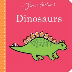 Jane Foster's dinosaurs cover image