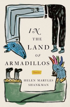 In the land of armadillos : stories cover image