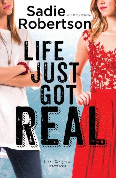 Life just got real cover image