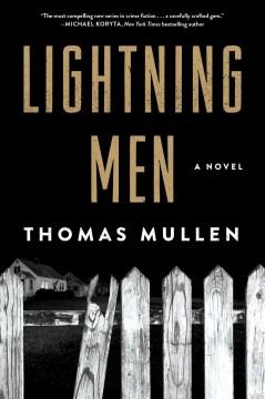 Lightning men cover image