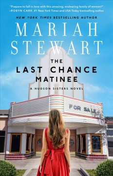The last chance matinee cover image