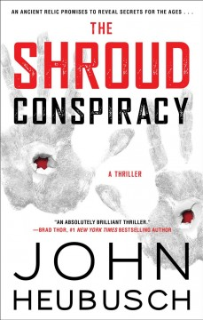 The shroud conspiracy cover image