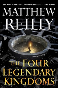 The four legendary kingdoms cover image