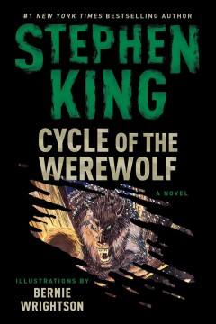 Cycle of the werewolf cover image
