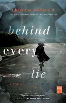 Behind every lie cover image