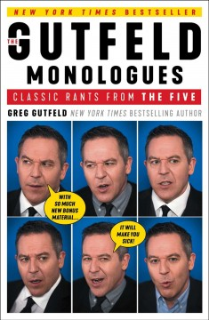 The Gutfeld monologues : classic rants from The Five cover image
