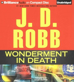 Wonderment in death cover image
