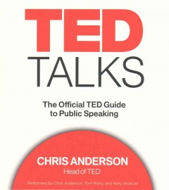 TED talks the official TED guide to public speaking cover image