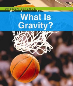 What is gravity? cover image