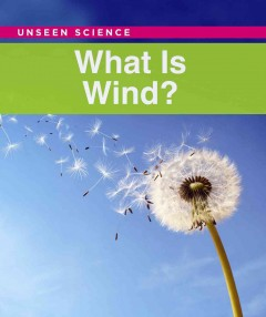 What is wind? cover image