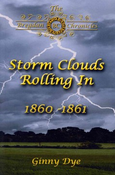 Storm clouds rolling in cover image