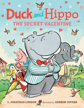 The secret valentine cover image