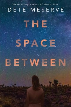 The space between cover image