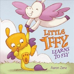 Little Iffy learns to fly cover image