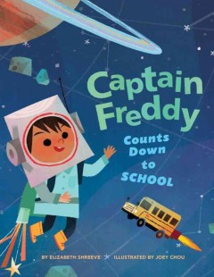Captain Freddy counts down to school cover image