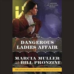 The dangerous ladies affair cover image