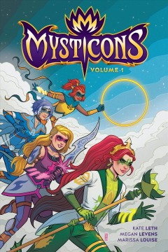 Mysticons cover image