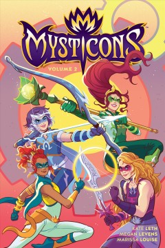 Mysticons. Volume 2 cover image