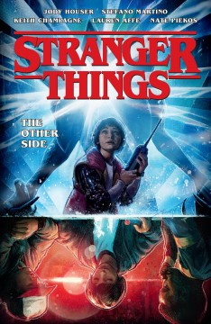 Stranger things. 1, The other side cover image