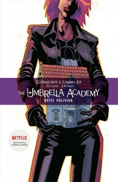 The umbrella academy. Volume 3, Hotel oblivion cover image